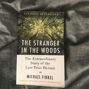 "Michael Finkle ""stranger in the woods"""